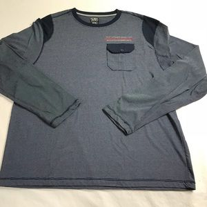 Point Zero long sleeve shirt